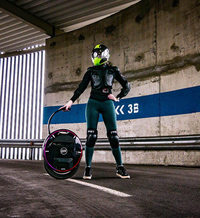 EUC Transport - electric unicycles