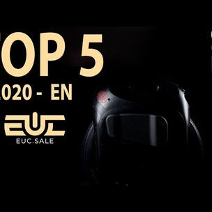 2020 TOP 5 Best Premium class EUC on the market