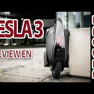 Unicycle review  BEGODE TESLA 3